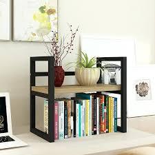 small bookcase creative student desk bookshelf simple desktop small bookcase office rack printer storage rack light small bookcase