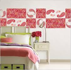 Paisley Bedroom Pattern Focus Paisley