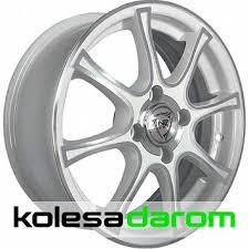 Купить колесный <b>диск NZ SH607 5.5</b>xR14 4x98 ET35 DIA58.6 ...
