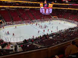 Pnc Arena Section 207 Carolina Hurricanes Rateyourseats Com
