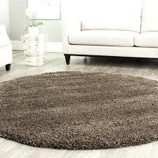 9 foot round rug jute feet area square