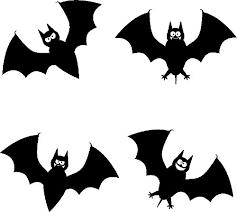 Bat Template Murciélagos De Halloween Para Imprimir Printable Bat ...