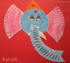 27 Easy Craft Ideas To Celebrate Ganesh Chaturthi With Kids