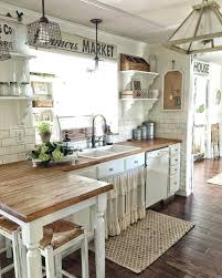 Rustic white kitchens Farmhouse Rustic White Kitchen Cabinets Rustic Kitchen Cabinets Designs Ideas With Photo Gallery Like The Butcher Block With Distressed Off White Kitchen Cabinets Thesynergistsorg Rustic White Kitchen Cabinets Rustic Kitchen Cabinets Designs Ideas