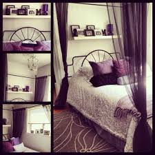 bedroom purple and white. Attractive Purple And White Bedroom Ideas Best About Black On Pinterest