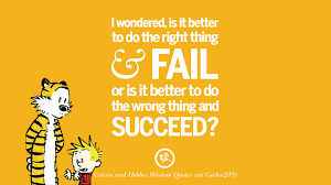 Words of wisdom quotes 100 Calvin And Hobbes Words Of Wisdom Quotes And Wise Sayings 50