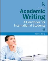 academic writing for internl stu cao hoc hay
