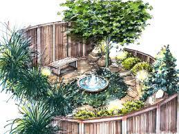 garden design plans. Meditation Garden Plan Design Plans