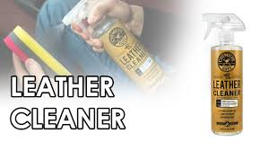 colorless odorless leather cleaner chemical guys car care