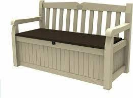 keter 17198357 bench storage box