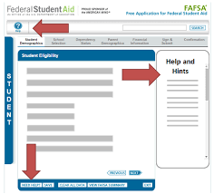Fafsa Income Eligibility Chart 2015 The Parents Guide To Completing The Fafsa From Start To