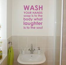 Decorating: Fun Bathroom Wall Art With Turtle Design - Why Do You ...