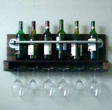 wine racks wine rack holder wine racks wine rack and glass holder hanging wine rack