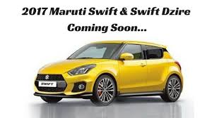 new car releases in april 2016Maruti Set To Launch New Swift Dzire In April 2017  News