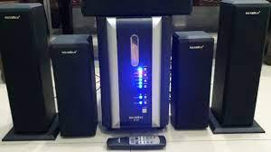 Loa vi tính Soundmax B30 5.1 Đã qua sử dụng - YouTube