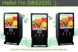Commercial Water Vending Machine Magnificent Instant Tea Coffee Maker Machine Commercial Drinks Beverage Milk Tea