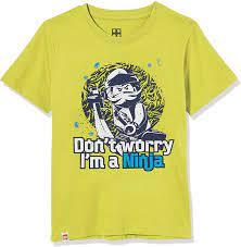 LEGO Jungen Cm Ninjago T-Shirt: Amazon.de: Bekleidung