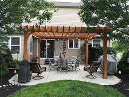 pergola designs for patios
