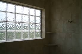 Glass Block Window In Shower glass block installation in fort collins 1336 by xevi.us