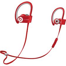 beats wireless headphones. beats by dr. dre powerbeats2 wireless earbuds (red) headphones