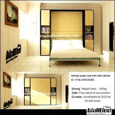 murphy bed shelf queen size wall bed bed folding bed with book shelf murphy bed floating