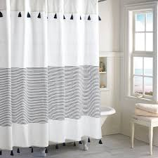 Peri Home Panama Stripe Shower Curtain - Bloomingdale's_0