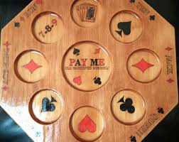 Wooden Sequence Board Game Wood board game Etsy 20