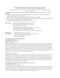 Candidate Resume Sample Best of Phd Candidate Resume Sample Postdoctoral Research Postdoctoral