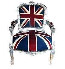 union jack armchair dining chair themed for nursery vintage style french ben sherman union jack armchair