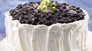 Blueberry Lemon Cake Recipe Bettycrockercom