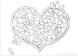 Valentines Day Pictures To Color And Print Trustbanksurinamecom