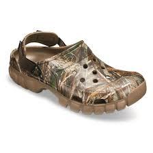 crocs uni offroad camo clogs realtree max 5
