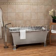 stainless steel bath tub
