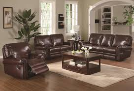 Leather Reclining Living Room Sets Unique Design Reclining Living Room Furniture Attractive Ideas