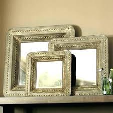 decorative wall shelves bed bath beyond bella mirror