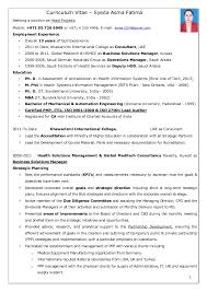 Sample Security Consultant Resume Security Consultant Security Consultant Cv