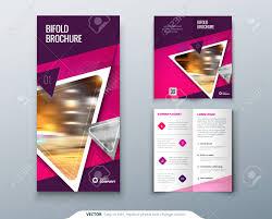 Modern Brochure Designs Tri Fold Cool Apartment Best Design