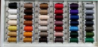 Gutermann Polyester Thread Colour Chart Extra Strong Thread Gutermann