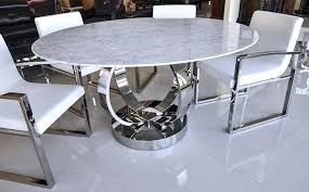 white marble round dining table to see larger image modern round white marble dining table