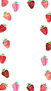 cute strawberry wallpaper. Unique Cute Dress Up Your Smartphone With This Cute Strawberry Wallpaper Also  Available For Desktop And IPad Download Here Inside Cute Strawberry Wallpaper