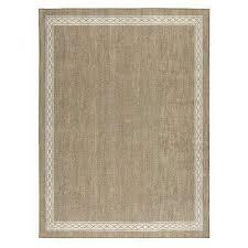 sparrow hazel nut bone white 5 ft x 7 ft area rug