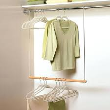 pretty how to build closet shelves clothes rods with a double