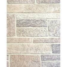 47 75 in x 7 98 ft embossed canyon stone hardboard wall panel