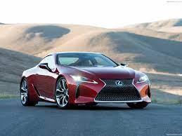 2017 Lexus Lc 500 Lexus Lc Lexus Lfa Lexus