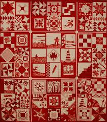 Quilted Expressions | Oakville Quilters' Guild Oakville, Ontario ... & The Great Canadian Red and White Quilt Adamdwight.com