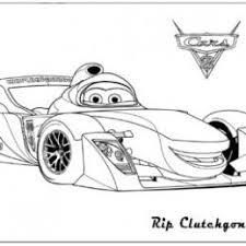Car 95 Bliksem Mcqueen Kleurplaten Cars 2 Coloring Pages To Print