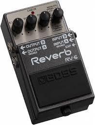 Купить Гитарная <b>педаль BOSS RV</b>-<b>6</b> с бесплатной доставкой по ...