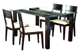 modern glass top dining table exotic glass top kitchen table modern glass top dining table modern