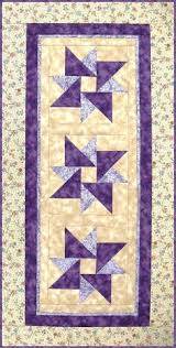 Hearts Intertwined - Quilt pattern | Quilt Blocks and Patterns ... & Table Runner Pattern, Wall Hanging Quilt Pattern - Twisted Star RGR-078e  (electronic Adamdwight.com