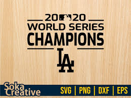 The 1st place team of the summer split will automatically qualify (aq) for the worlds main event as the first seed. 2020 World Series Champions La Dodgers Svg Vectorency